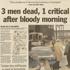 Springfield quadruple homicide front page
